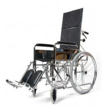 код. 250-008-A, Кресло-коляска инвалидная с принадлежностями, вариант исполнения LY-250