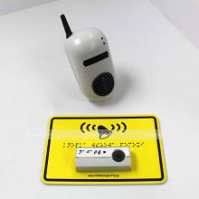 Система вызова помощи (Кнопка и приемное устройство)