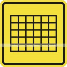 Пиктограмма СП-21 Табло. 150 x 150мм