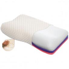 """Ортопедическая подушка с """"эффектом памяти"""" трехслойная Т.105 Тривес"""
